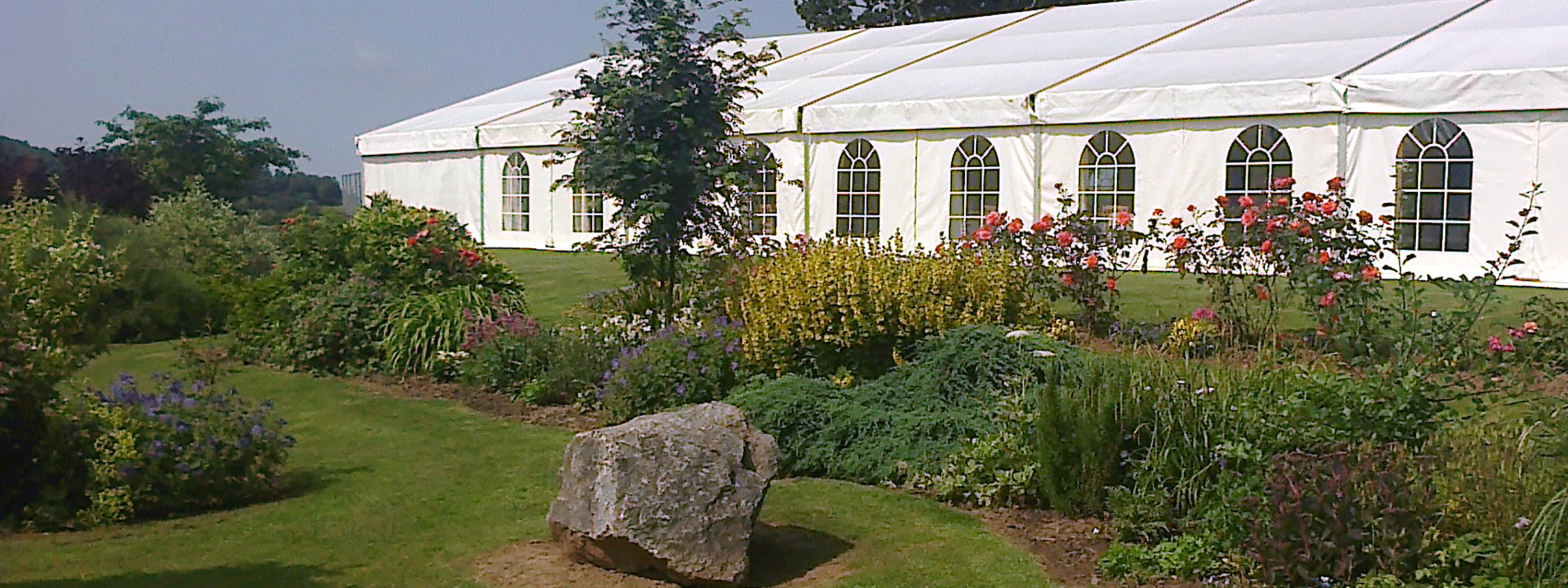 Marquee hire for any occasion - Leominster, Herefordshire